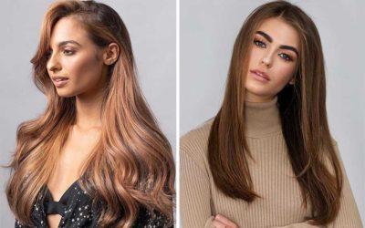 Обзор самых модных стрижек на длинные волосы: тренды 2020