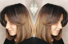 Стрижки на средние волосы 2020: с челкой, каре, объемные, каскад, боб, лесенка