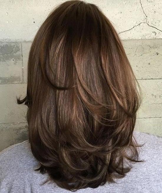 прическа на волосы длинные фото