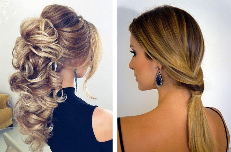 Как сделать самой простую прическу на длинные волосы фото
