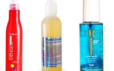Жидкие кристаллы для волос вернут блеск и упругость