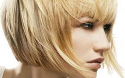 Красивые стрижки на тонкие волосы — фото варианты