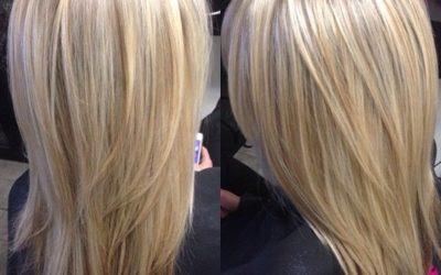 Стрижки каскад на средние волосы: фото