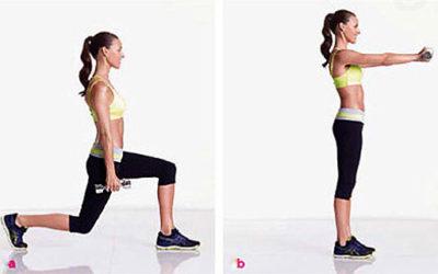 Лучшие упражнения для мышц всего тела