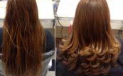 Стрижка слоями — объемная прическа на длинные и средние волосы
