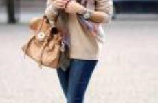 Бежевый цвет в моде — как и с чем сочетать вещи бежевого цвета