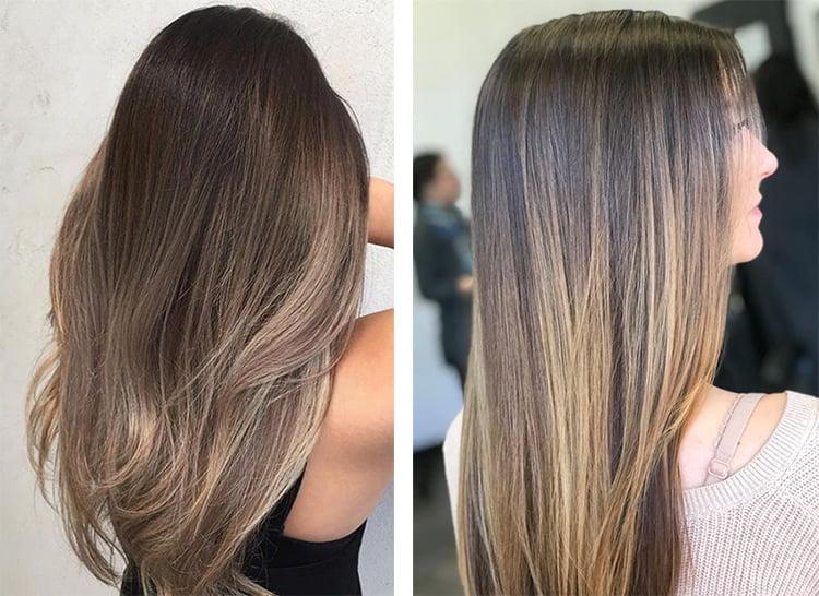 Сделать волосы блестящими Гладкие и блестящие волосы в 38