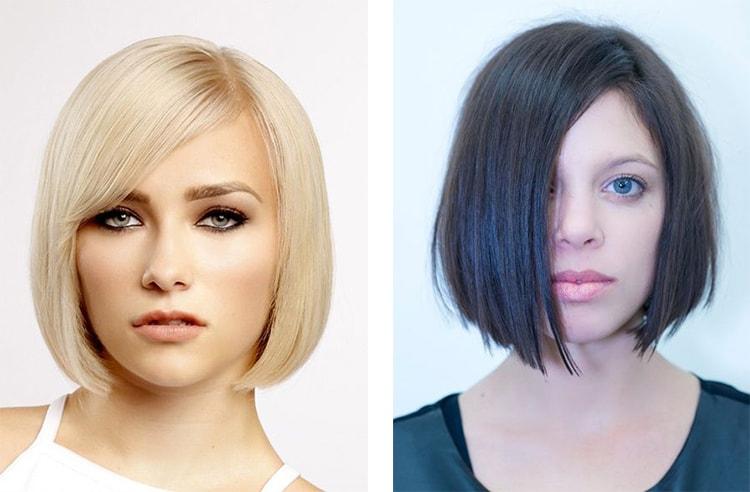 Короткая стрижка - это удобно, хотя и заставляет часто обращаться в парикмахерскую.