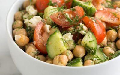5 вкусных простых салатов: рецепты с фото