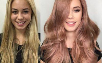 Как выбрать цвет волос под тон кожи и цвет глаз