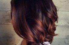 Модный цвет волос 2017: фото подборка