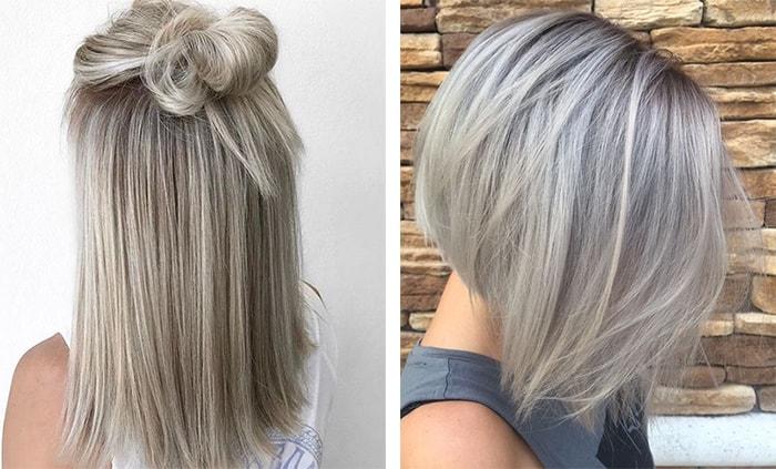 Как окрашивают волосы омбре в домашних условиях 51