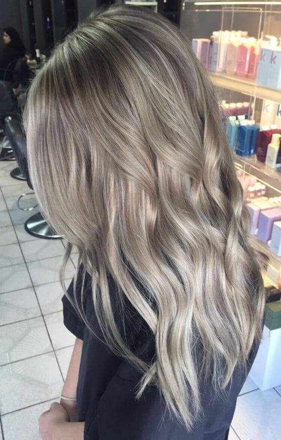 Виды окрашивания волос хной и басмой на фото оттенки