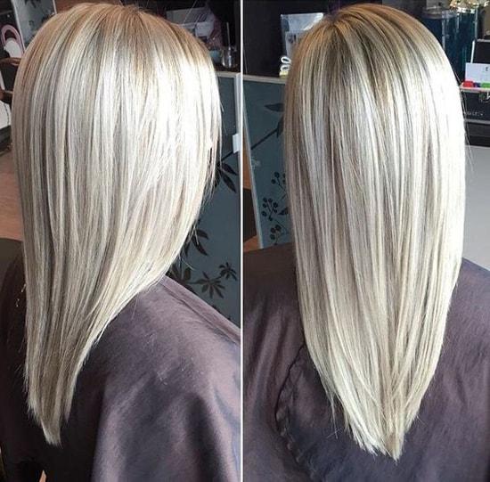 платиновый блонд