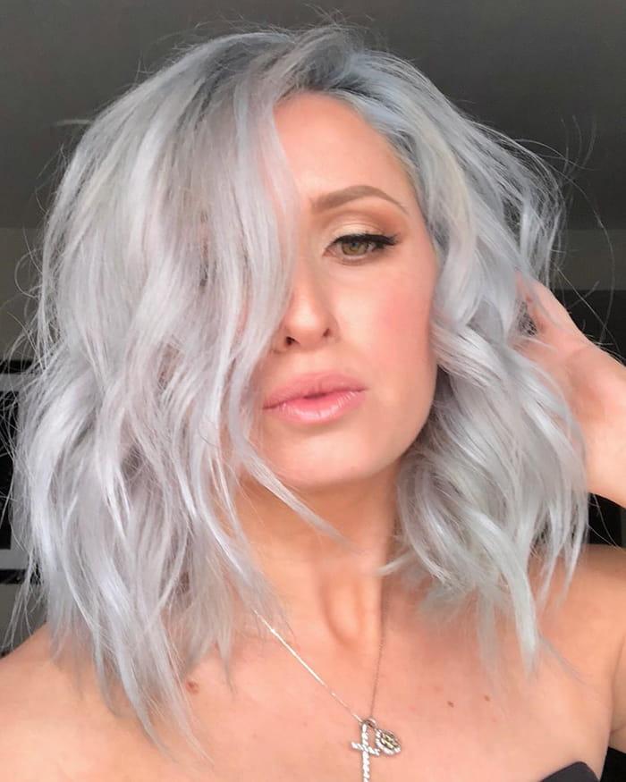 Чтобы волосы блестели или как сделать волосы блестящими? 88