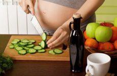 Диета при беременности: как питаться чтобы не набрать лишний вес