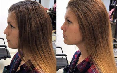 Прикорневой объем волос: в салоне и дома