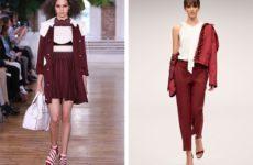 Мода 2018 (фото) — самые яркие тенденции
