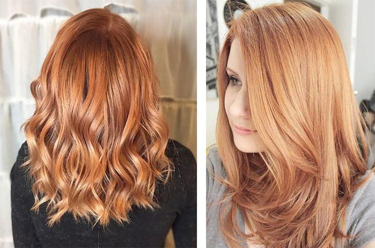 Цвет волос для женщин после 50: фото, модные тенденции