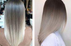 Как сделать шатуш на русые волосы (фото)