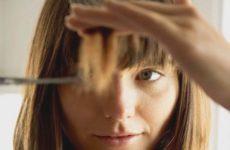 Правила ухода за кончиками волос в домашних условиях