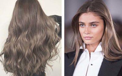 Как получить темно русый цвет волос — номера краски (фото)