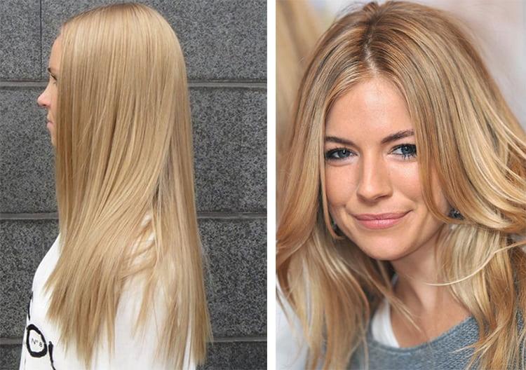 Волосы пшеничным цветам 68