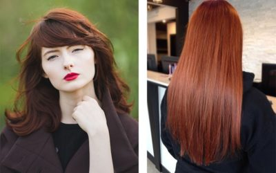 Хна для волос — окрашивание и маски