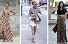 Cтиль Бохо в одежде: как носить и сочетать вещи Boho-сhic