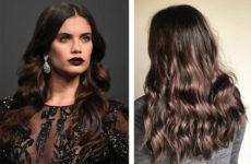Цвет волос мокко: темный и светлый — кому идет