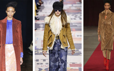 Куртки и пальто 2018-2019: модные тенденции Осень-Зима