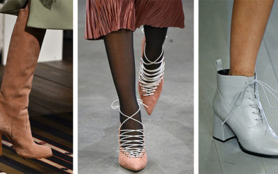 Модная обувь осень-зима 2019 (фото)