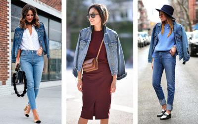Джинсовая куртка: с чем ее носить — 5 вариантов (фото)