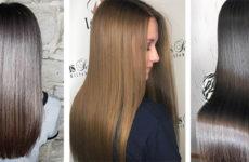 Экранирование волос: что такое и как делают (фото)