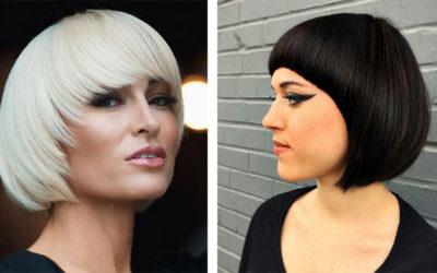 Стрижка сессон: на средние и короткие волосы (фото)