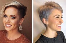 Стрижка гарсон на короткие волосы — 50 стильных фото