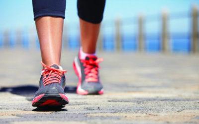 Магия 10 000 шагов в день — для похудения и здоровья. Сколько калорий можно сжечь?