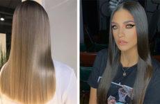 Глазирование волос — секрет блестящих и гладких локонов