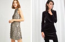 Платье на Новый год 2019: стильные тренды для новогоднего наряда