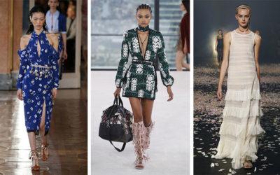 Платья: тенденции Весна/Лето 2019