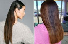 Как выпрямить волосы: утюжком и без выпрямителя