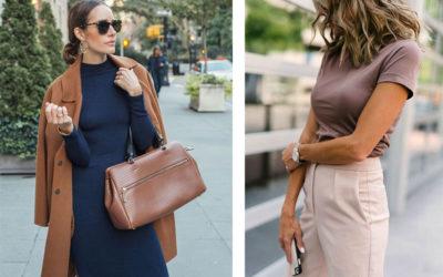 Как собрать стильный базовый гардероб