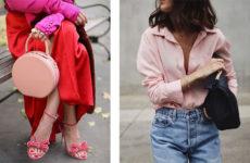 Оттенки розового: как носить модный тренд 2019 года