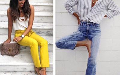 Летние брюки 2019: самые горячие тенденции для офиса и отпуска