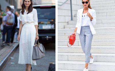 Лето на работе: как одеваться во время жары