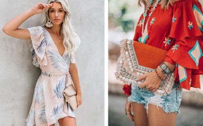 Лето в стиле Бохо: 5 стильных вещей, которые должны быть в гардеробе
