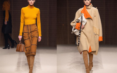 Модные тенденции Осень Зима 2019-2020