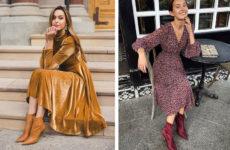 Платье для осени — 7 идеальных фасонов [ФОТО]