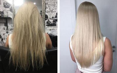 Процедура «Счастье для волос»: сколько держится, в чем отличия от ботокс