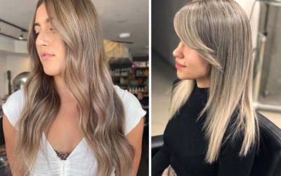 Сложное окрашивание волос: все техники с ФОТО примерами